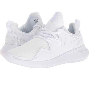NWT Nike Tessen White Comfort Sneakers Low Top 11